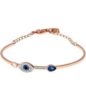 NEW Swarovski Evil Eye Bracelet